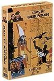 Coffret Blake & Mortimer 2 DVD - Vol.3&4 : Le Mystère de la grande Pyramide / L'Héritage du viking / L'Enigme de l'Atlantide / Le secret de l'île de Pâques