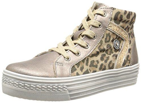 Catimini - Colobe, Sneakers per bambine e ragazze, Dorato (crt leopard/or dpf/delsa), 31