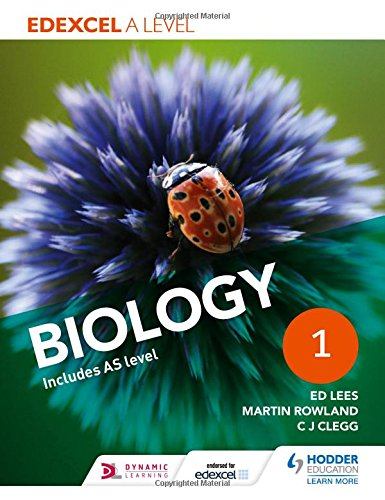 Edexcel A Level Biology Student Book 1 for sale  Delivered anywhere in UK