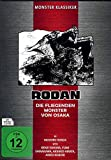 Godzilla : Rodan - Die fliegenden Monster von Osaka [Monster Klassiker] [Alemania] [DVD]