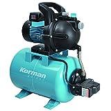 Korman Garden 500393 - Grupo de presión (1300 W, 24 l, NORYL)