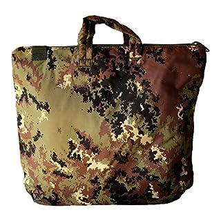 Algi Helm und Rack Teil Tasche, Camouflage