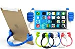 Ok Stand for Smart Phones Mobile & Tablets (Color may vary) • Ok Stand for Smart Phones Mobile & Tablets (Color may vary)  • Colors= Blue, Black, Red, Yellow, White, Pink, Purple Supplied Randomly  • Mobile stand For Home And office