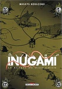 Inugami le réveil du dieu chien Edition simple Tome 10