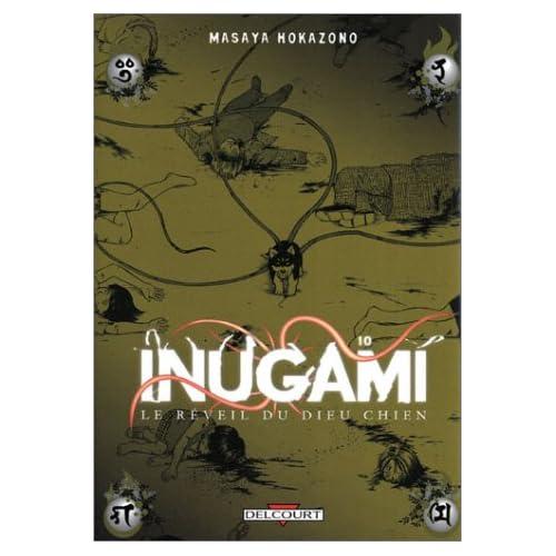 Inugami, le réveil du Dieu-chien, tome 10