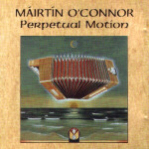 Perpetual Motion by Mairtin O'Connor