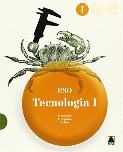 Tecnologia I ESO - València - 9788430790012