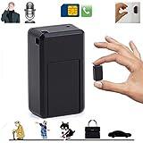 Mini micro espion GSM rappel automatique enregistrement sonore