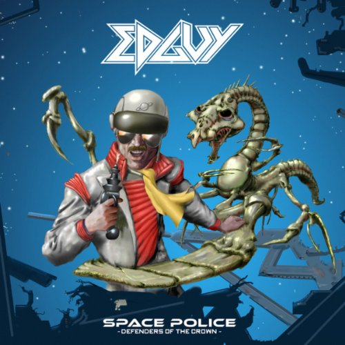 Space Police - Defenders Of Th...