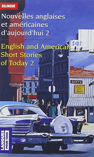 Nouvelles anglaises et américaines T2 (2)