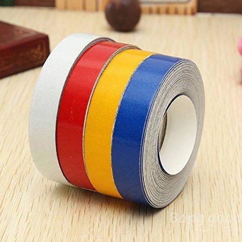 mark8shop 5m 1cm Auto Innen Außen Nadelstreifen Tape Aufkleber Vinyl Aufkleber (Nadelstreifen Für Autos)