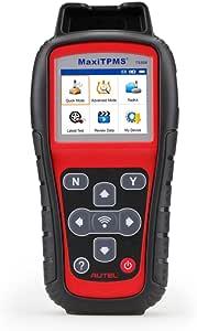 Autel Maxitpms Ts508 Reifendruckkontrollsystem Tpms Sensoren System Diagnostic Service Tool Mit 8 Programmierbare Tpms Sensor Auto