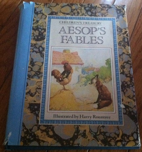 childrens-treasury-aesops-fables