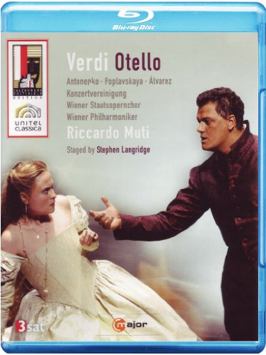 Otello [Blu-ray] [Import italien]