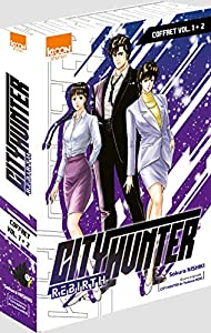 City Hunter Rebirth Pack découverte Tomes 1 & 2