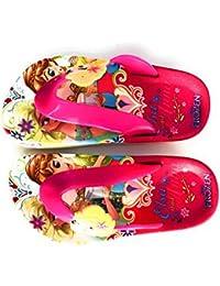 Joe Fashion Elsa and Anna Fashion Flat Slipper …