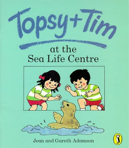 Topsy + Tim at the Sea Life Centre