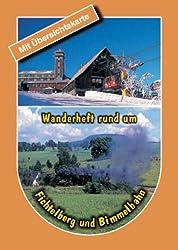 Wanderheft rund um Fichtelberg und Bimmelbahn