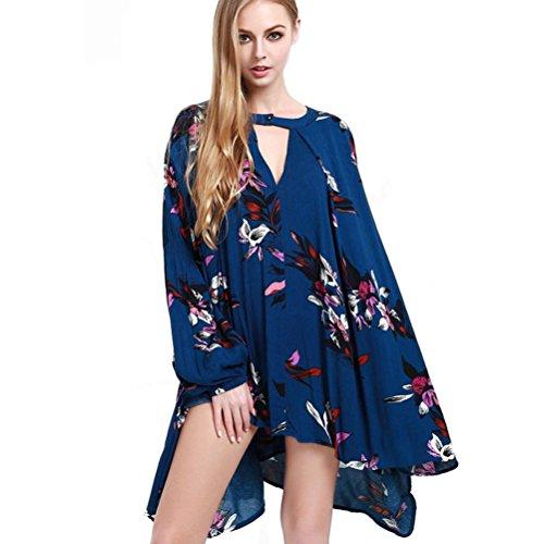 GBT Mode - Kleid Blau