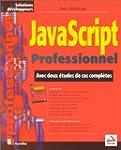 JavaScript professionnel