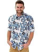 Joe Browns Men's Fabulous Floral Shirt