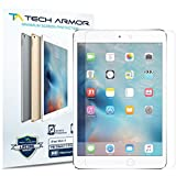 Tech Armor SP-HD-APL-MID4-2 High Definition Screen Protector for Apple iPad Mini 4 (Clear)