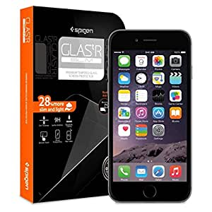 "Spigen Glas.tR Slim Film de protection pour iPhone 6 (4,7"")  Transparent"