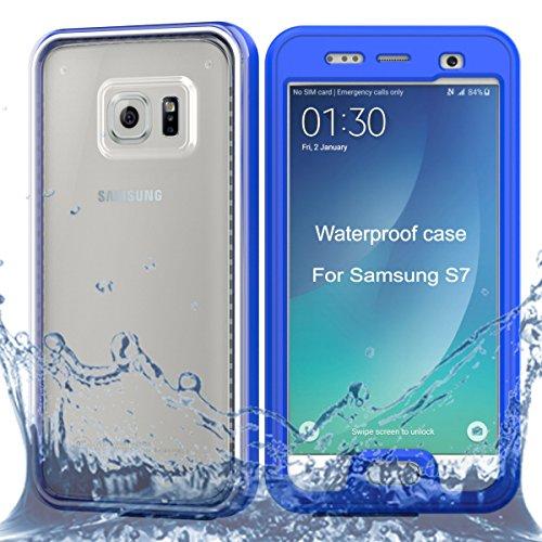 fitmore Samsung Galaxy S7 Shockproof Case, Waterproof Case