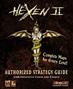 Authorized Strategy Guide - Hexen 2 : Complete Maps for Every Level! de BradyGames