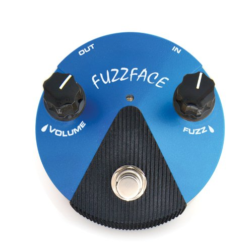Dunlop FFM 1 Silicon Fuzz Face® Mini Distortion (azul)