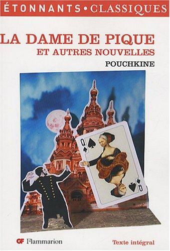 La Dame de pique : Et autres nouvelles par Alexandre Pouchkine