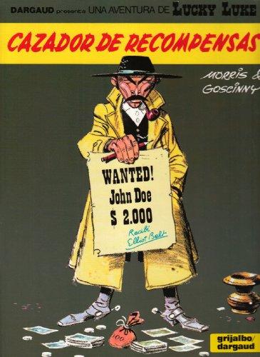 Lucky Luke, tome 8 : Chasseur de primes (en espagnol)