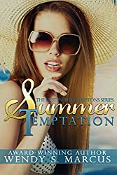 Summer Temptation (Hot in the Hamptons Book 2) (English Edition)