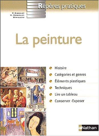 La peinture par François Giboulet