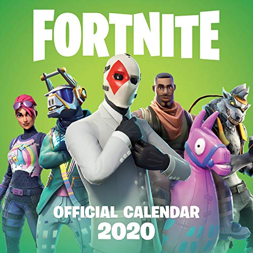 FORTNITE (Official): 2020 Calendar par  Epic Games