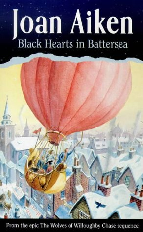 Book cover for Black Hearts in Battersea