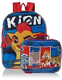 Preisvergleich für Fast Forward Lion Guard Backpack w Lunch Kit