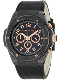 Cerruti 1881 Herren-Armbanduhr Analog Quarz CRA040D222H