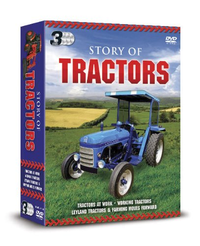 The Story Of Tractors [DVD] [UK Import]