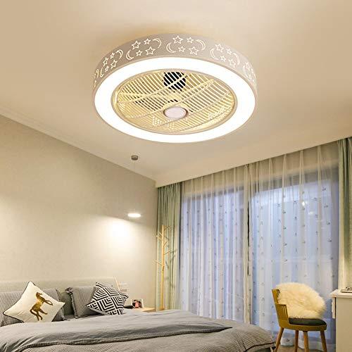 MMD Deckenventilator LED Deckenleuchte Deckenventilator Mit Lichtern Kreative Moderne Büro Restaurant Wohnzimmer Dekorativ (Color : Pentagram) - - Deckenleuchte Geschmiedet