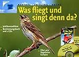 Was fliegt und singt denn da?, m. 2 CD-Audio
