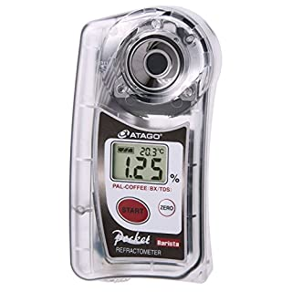"PAL-COFFEE(BX/TDS) Digital Hand-held ""Pocket"" Refractometer"
