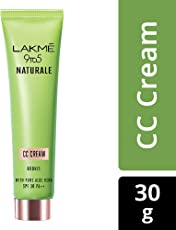 Lakme 9 to 5 Naturale CC Cream, Bronze, 30g