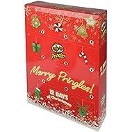 Merry Pringles 12 Days Advent Calendar 12 x 40g