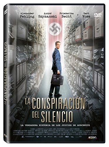 Bild von Im Labyrinth des Schweigens (LA CONSPIRACIÓN DEL SILENCIO, Spanien Import, siehe Details für Sprachen)