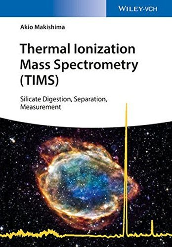 Thermal Ionization Mass Spectrometry (TIMS): Silicate Digestion, Separation, Measurement by Akio Makishima (2016-03-14)