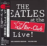 BEATLES LIVE! AT THE STAR CLUB Vol.1 CD MINI LP OBI