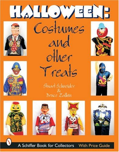 Halloween: Costumes and Other Treats (Schiffer Book for Collectors) (Stuart Halloween Kostüm)