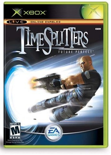 Time Splitters: Future Perfect – Xbox 518QN5632HL