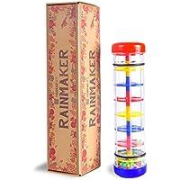 AGreatLife Juguete de la Lluvia - Mejor Mordedores para Niños - Sonajeros Bebes 6-12 Meses - Mejor Juguetes de Pascua para Bebé